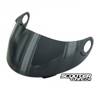Visor Stage6 for Stage6 MKII helmet black tinted
