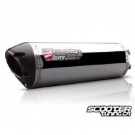 Exhaust Two Brothers Racing Silver series Bws 125 (Aluminium)