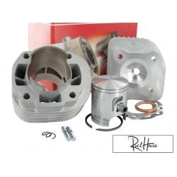 Cylinder kit Airsal Racing 70cc 10mm Minarelli Horizontal
