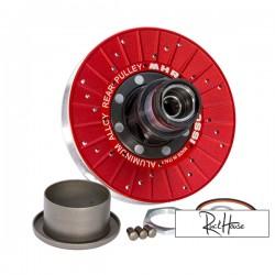 Rear pulley MHR Overrange Aluminium 2013