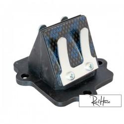 Reed valve Polini Evolution Minarelli Horizontal