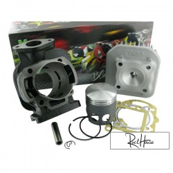 Cylinder kit Top performance BLACK TROPHY 70cc 10mm