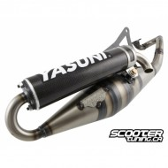 Exhaust Yasuni Z