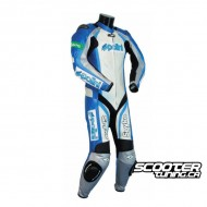 Leather suit Polini Racing