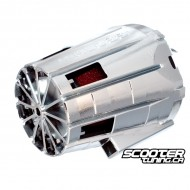 Airfilter Malossi E5 Housing Chrome (36/38mm)