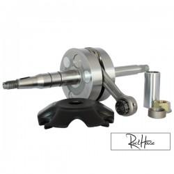 Crankshaft MHR TEAM 12mm 80mm conrod
