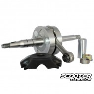 Crankshaft MHR TEAM 12mm 80mm conrod