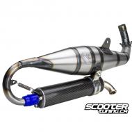 Exhaust Metrakit Prorace 3