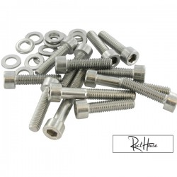 Engine case screws (Strong) Minarelli