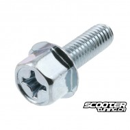 Exhaust stud Motoforce, M6x1mm