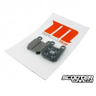 Front Brake Pads Motoforce RACING (Derbi)
