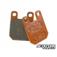 Front Brake Pads Stage6 Racing (Derbi)