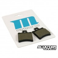 Front Brake Pads Motoforce (SR50)