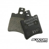 Front Brake Pads Stage6 (SR50)