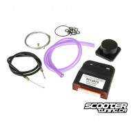 Conversion Malossi Injection to Carburetion