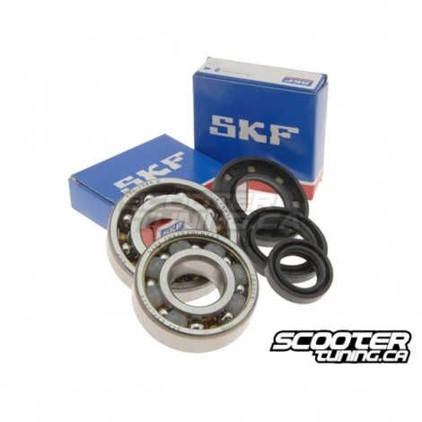 Crankshaft Bearings Motoforce