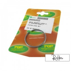 Piston ring set Top Performances Trophy / DR evo 70cc (47mm) Minarelli / Piaggio