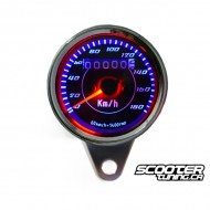 Speedometer Analog Universal (Km/h only)