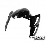 Front Mudguard TunR Black (universal)
