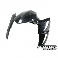 Front Mudguard TunR Carbon (universal)