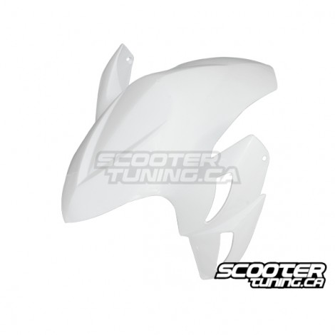 Front Mudguard TunR White (universal)