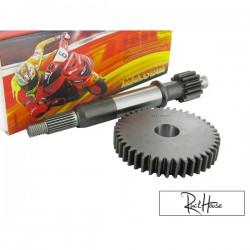 Primary gear kit Malossi 15/38 (Piaggio)
