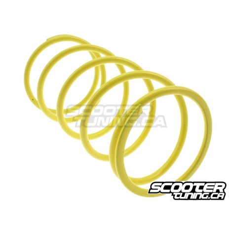 Torque spring (yellow) Malossi super reinforced