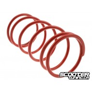 Torque spring (red) Malossi Racing