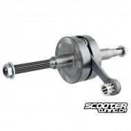 Crankshaft 2Fast 39.2mm Stroke/85mm conrod