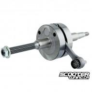 Crankshaft 2Fast 45.8mm Stroke/90mm conrod