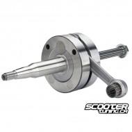 Crankshaft 2Fast 47mm Stroke/95mm conrod