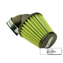 Air filter Tun'R Racing Green (36mm)