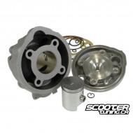 Cylinder Kit Motoforce Aluminium 50cc