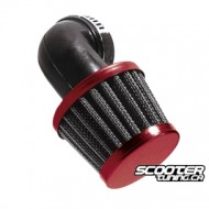 Airfilter Tun'r KN style Red (28-35mm)
