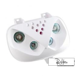 Twin headlightsTun'r Quattro White