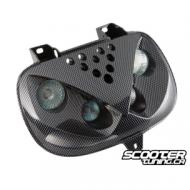 Twin headlightsTun'r Quattro Carbon