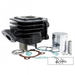 Cylinder kit Teknix 50cc 10mm Minarelli Vertical