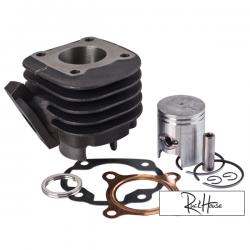 Cylinder Kit Teknix 50cc 10mm Minarelli Horizontal