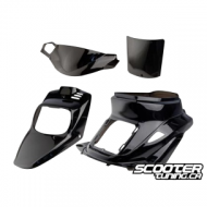 Complete Fairing kit Tun'r Black