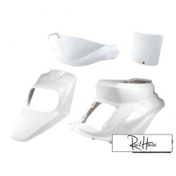 Complete Fairing kit Tun'r white