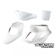 Complete Fairing kit Tun'r white