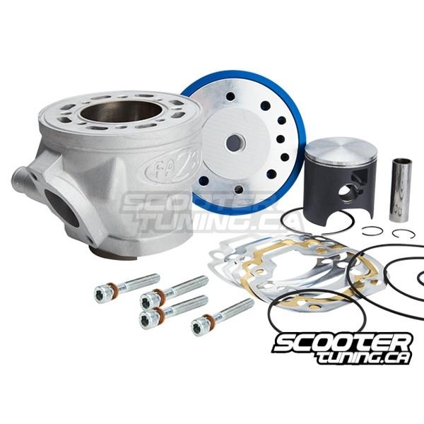 Cylinder kit 2Fast 100cc Minarelli Horizontal LC