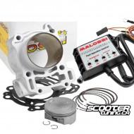 Cylinder kit Malossi I-Tech 166cc