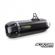 Exhaust Two Brothers Racing Tarmac Series Cabon (CBR250R)