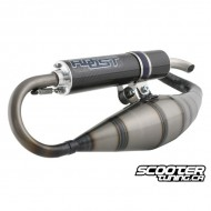 Exhaust system Roost R/T 70 (Piaggio)