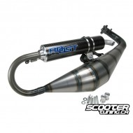 Exhaust system Roost BE94 (Piaggio)