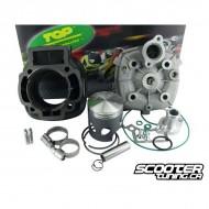 Cylinder Top Performances Black Trophy 70cc