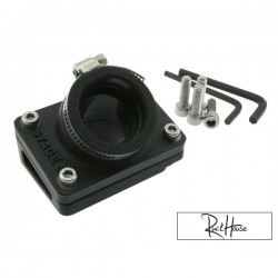Intake Spacer Stage6 R/T Black (34.5mm)
