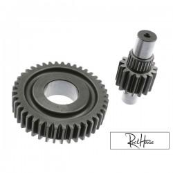Secondary gear kit Malossi 15/55 (Piaggio 4T)