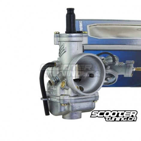 carburettor polini cp 21mm distribution scootertuning. Black Bedroom Furniture Sets. Home Design Ideas